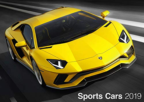 Sports Cars 2019 Autokalender (Sport-auto-kalender)