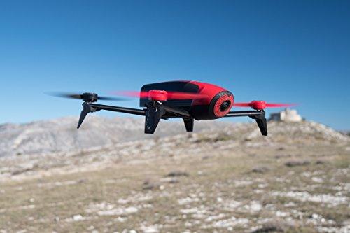 Parrot Bebop 2 Drohne rot - 10