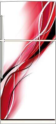 Stickersnews Kühlschrank-Aufkleber für die Küche Motiv design, 70 x 170 cm, Ref. 520