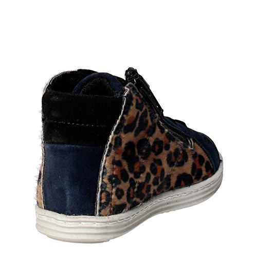 Bikkembergs BKP102457 Sneakers Fille Bleu