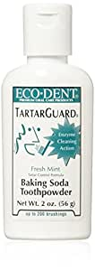 Eco-Dent Dentifrice anti-tartre , 60 ml