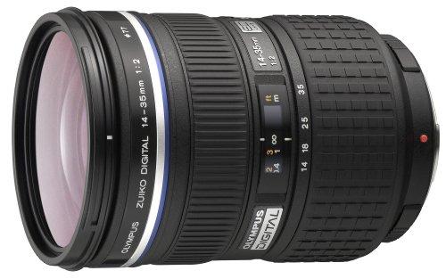 Olympus Zuiko Digital ED 14-35mm F2.0 / EZ-P1435 Objektiv (Four Thirds, 77...