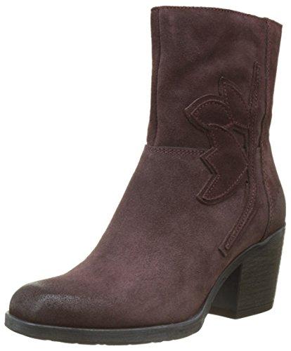 Mjus Damen 687223-0201-6183 Cowboy Stiefel, Rot (Porto), 38 EU (Rot Leder Cowboy-stiefel)