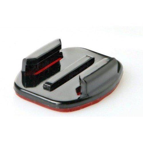 nowboad Ski Helm Klebepad für Rollei Bullet Dazzne SJ4000 flach Flat mount für Hero 1 2 3+ 4 board