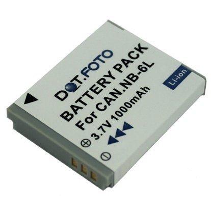 dotfoto-batterie-de-qualite-pour-canon-nb-6l-nb-6lh-37v-1000mah-garantie-de-2-ans-canon-digital-ixus