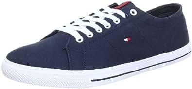 Tommy Hilfiger GLASGOW 1A FM56815271, Herren Sneaker, Blau (MIDNIGHT 403), EU 44