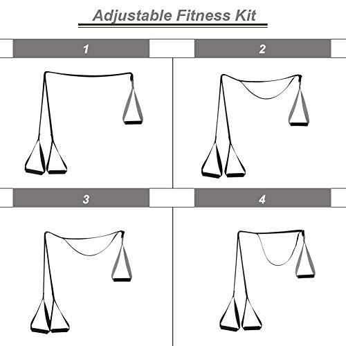 Zoom IMG-1 tapusen kit di allenamento fitness