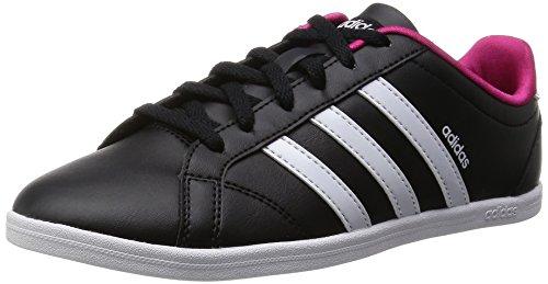 Adidas Damen Coneo QT Fitnessschuhe, Schwarz (Core Black/Ftwr White/Matte Silver), 38 2/3 EU (5.5 UK)