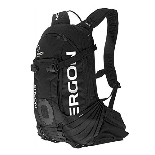 Ergon BA2 E Protect All Mountain Fahrrad Rucksack MTB Mountain Bike E-Bike BP100 Protektor, 45000843 (Fahrrad Mountain Mtb Bike)