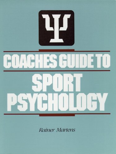 Coaches' Guide to Sport Psychology por Rainer Martins