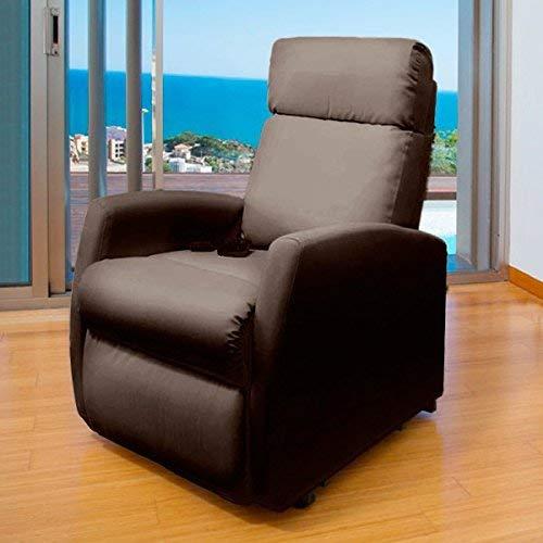 Sillón relax de masaje Compact. Función calor. 5 programas. 3 intensidades. 8...