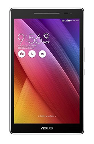 Asus ZenPad 8 LTE Z380KNL-6A014A  20,32 cm (8,0 Zoll) Tablet PCs (Qualcomm Snapdragon 410 Quad-Core, 2GB RAM, 16GB Datenspeicher, LTE, Android 6.0) grau