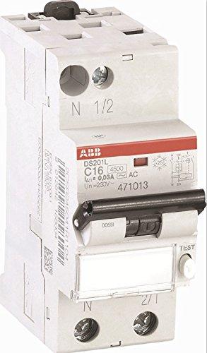 ABB 471013GSB Interruptor diferencial (Phase Plus neutra 16A
