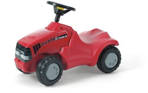 Preisvergleich Produktbild Rolly Toys 132263 - Rutscher rollyMinitrac Case CVX 1170, rot