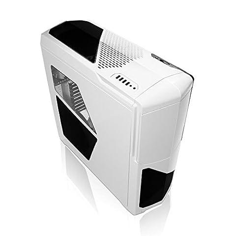 VIBOX Submission 113 Gaming PC - 4,2GHz AMD 8-Core Prozessor, RX 470 GPU, VR Ready, Hochleistung, leistungsstärker, Spec, Desktop Gamer Computer mit Spielgutschein, Windows 10, lebenslange Garantie* (3,3GHz (4,2GHz Turbo) Superschneller AMD FX 8300 Octa-Core Prozessor CPU, AMD Radeon RX 470 4GB Grafikkarte, 8GB DDR3 1600MHz RAM, 1TB (1000GB) Seagate SSHD Solid State Hybrid SSD-Festplatte, Aerocool 600W 85+ Netzteil, NZXT Phantom 630 Gaming Gehäuse, AM3+ Mainboard)