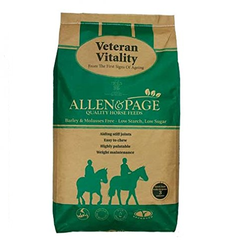 Allen & Page Veteran Vitality Horse Feed