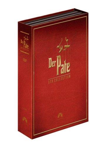 Bild von Der Pate - DVD-Collection (Red Box)