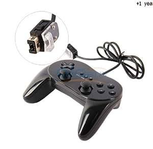 Manette Classique Controleur pour Nintendo Wii