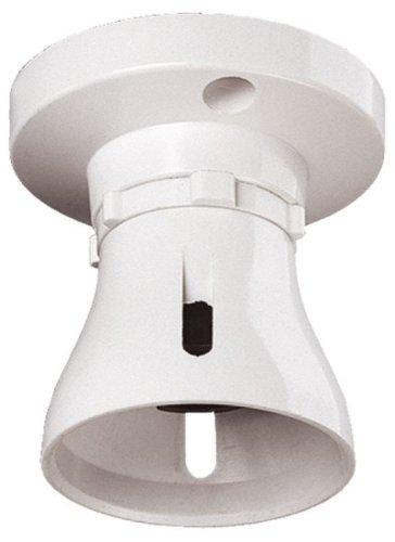 Blanc 60 W T1 Batten 3 Lampe Terminal Porte-HO jupe. E301MC