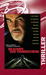 Im Sumpf des Verbrechens [VHS]: Laurence Fishburne, Kate