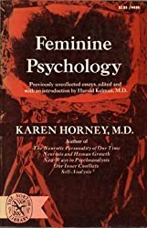 Feminine Psychology (The Norton Library) by M.D. Karen Horney (1973-01-01)