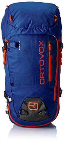Ortovox Peak 35 - Zaini Unisex Adulto, Blu (Strong Blue), 24x36x45 cm (W x H L)