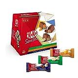 6x Kit Kat Détecte La Taille De La Morsure Assortis 20 Pièces 200G