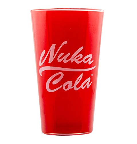 Bicchiere Premium Fallout - Nuke Cola