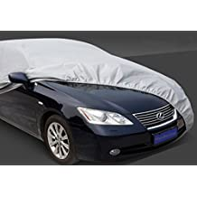 HBCOLLECTION Premium copriauto, telo di copertura per auto da esterno XXL - Auto Accessori esterni