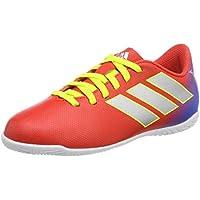 timeless design 92781 56fbf adidas Nemeziz Messi 18.4 In J, Zapatillas de Fútbol para Niños