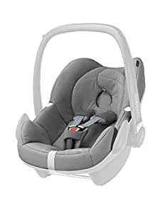 maxi cosi pebble car seat replacement cover concrete grey. Black Bedroom Furniture Sets. Home Design Ideas