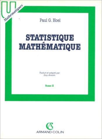 Statistique mathématique