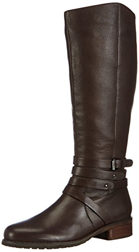 Piazza 970648, Stivali a gamba alta Donna Marrone (Braun (testa di moro))