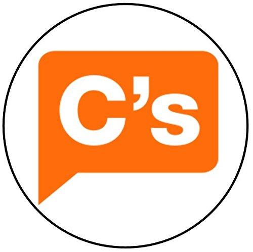 SPQR Craft C 's–Spanisch Politik (Buttons/Magneten/Schlüsselanhänger-Flaschenöffner)