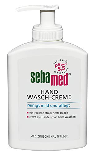 Sebamed Hand Wasch-Creme mit Spender, 200 ml