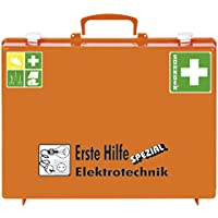Söhngen 0360113 Erste-Hilfe-Koffer Elektrotechnik, B 40 x H 30 x T 15 cm, orange preisvergleich bei billige-tabletten.eu