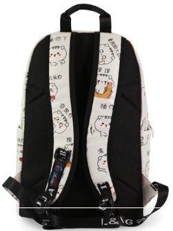 Grande capacit¨¤ impermeabile borsa a tracolla ,piccolo sacchetto di tela fresco sveglio-A A