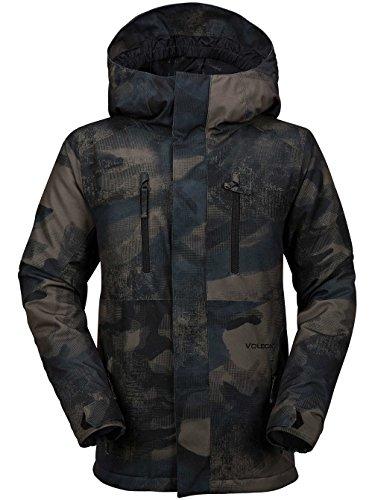 Volcom Kinder Snowboard Jacke Garibaldi Ins Jacket Boys