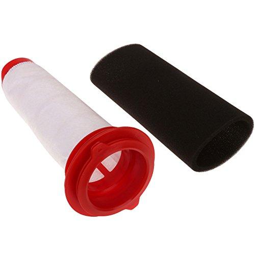 First4Spares Premium Ersatz Schaumstoff & Microsan Stick Filter Kit für Bosch Athlet schnurlose Staubsauger