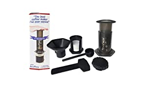 Aerobie AeroPress A80 Coffee Maker - Black