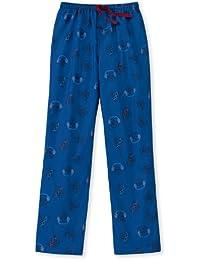 Schiesser - Pantalón de pijama para niño