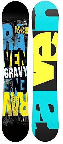 Raven Snowboard Gravy 2020 Länge: 155cm Wide