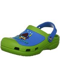 crocs CC Phineas & Ferb Clog Kids - Zuecos de material sintético niño