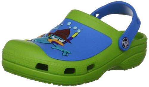 Crocs Kids - Clog PHINEAS & FERB - volt green ocean
