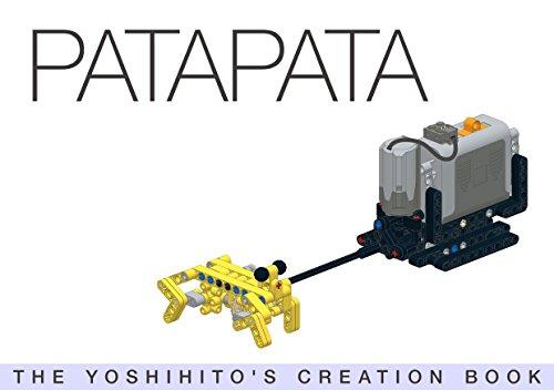 PATAPATA: THE YOSHIHITO'S CREATION BOOK (English Edition)