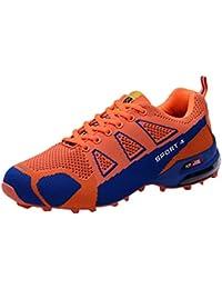 Qinsling Scarpe Running Estive Uomo Scarpe Uomo Sneakers Scarpe da  Ginnastica Uomo All Aperto Scarpe 9eac777727f6