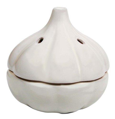 MSC International Garlic Keeper - Terracotta, Garden, Haus, Garten, Rasen, Wartung -