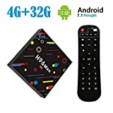 [2018 TV BOX 4GB + 32GB] SINUK H96 MAX H2 Android 7.1 TV Box 4G + 32G RK3328 Q...