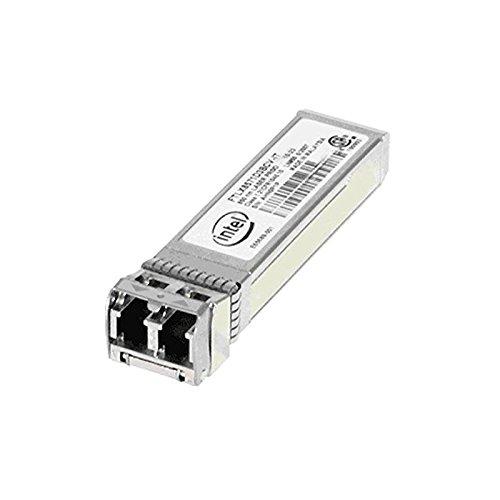 Intel E10GSFPSR - Ethernet SFP+ SR Optics - SFP+ transceiver module - 1000Base-SX, 10GBase-SR - 850 nm - for P/N: E10G41BFLR, E10G41BFSR, E10G42BFSR, E10G42BTDA