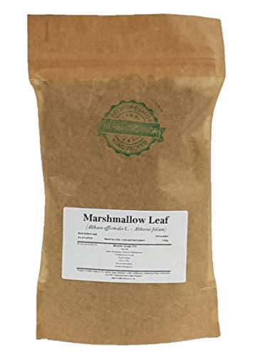 Echter Eibisch Blätter/Althea Officinalis L/Marshmallow Leaf # Herba Organica # Arznei-Eibisch (100g) -